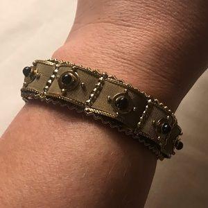 Indian Hinged Bangle Bracelet